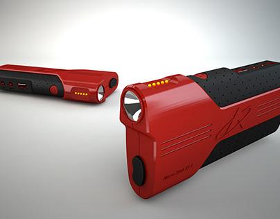 Antigravity batterie