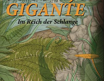 """Book """"Sucuriju Gigante - Im Reich der Schlange"""""""