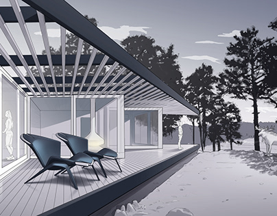 Volvo furniture design