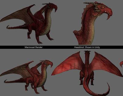 Game Ready Dragon