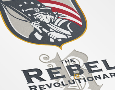 Rebel Revolutionary Logo