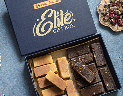 Diwali Gift Box Shoot for SweetKadai