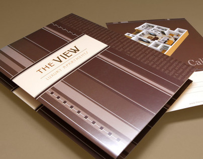 The View - Luxury Apartments Marketing Kit