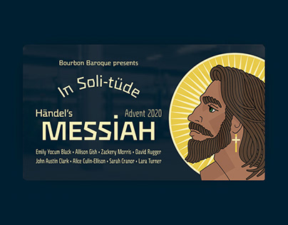 Messiah 2020, In Soli-tüde