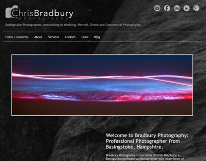 Bradbury Photography - Website