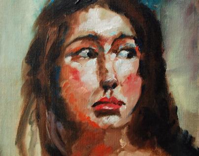 Desdemona sketch