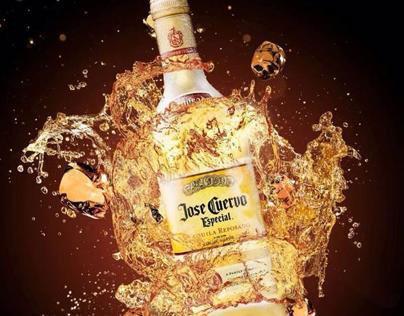 Jose Cuervo ® - Fotomanipulación