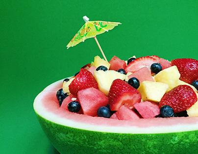Colorventures: Food