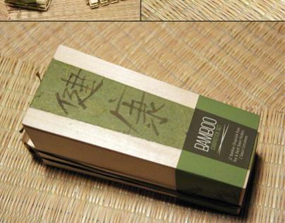 Bamboo Chopsticks Kit Packaging