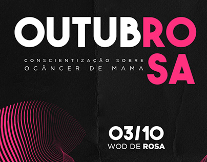 Outubro Rosa - Living For Crossfit
