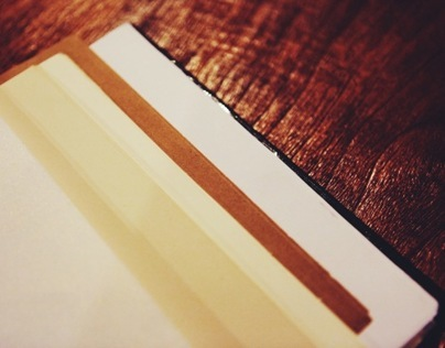 Portfolio Book – The Perfect Imperfection