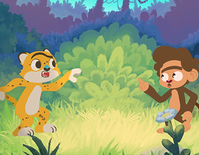 Animation Reel Jonathan Souza - Short Clandestino