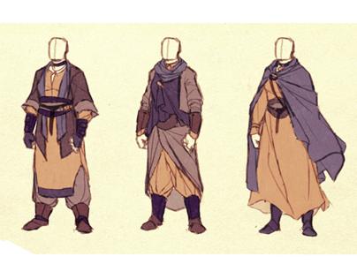 Midorea Tribe Concepts