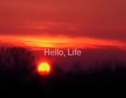 Hello life