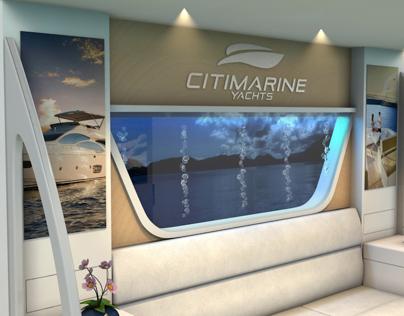 CitiMarine Stand Concept
