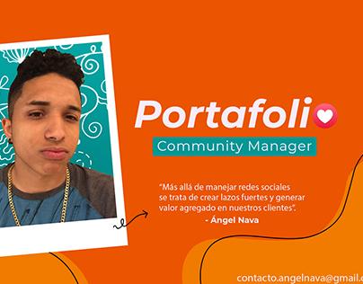 Portafolio Community Manager
