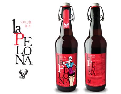 La Pelona Cerveza Artesanal