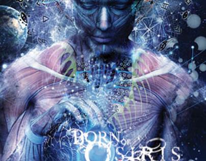 Born of Osiris CD Package & Booklet