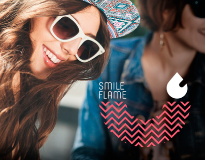 SMILE FLAME Logo 01