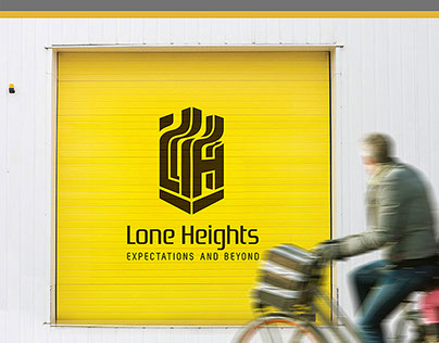 Lone Heights | Logo Design