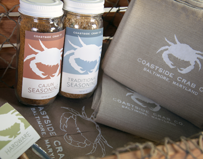 Coastside Crab Co. Kit
