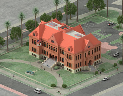 Old Orange County Courthouse