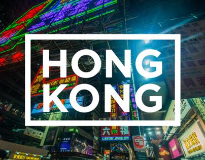 Hong Kong Zine