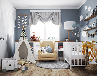 pokój dziecka / childroom