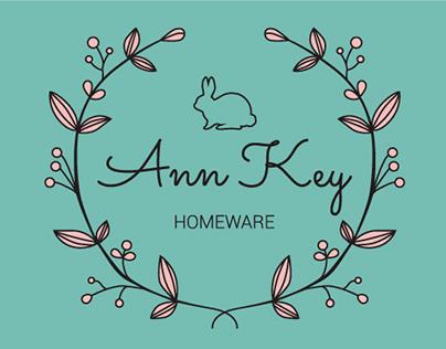Ann Key logo and website