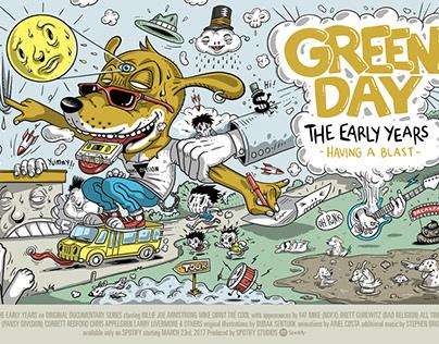 Green Day / Spotify's Landmark Music Documentary