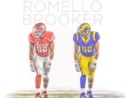 Romello Brooker Jersey Swap: by Brett Gemas