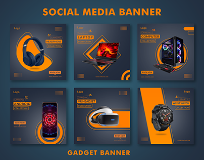 SOCIAL MEDIA DESIGN FOR GAMING GADGET