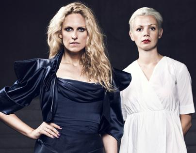 ViennaFair Portraits for DIVA Magazine