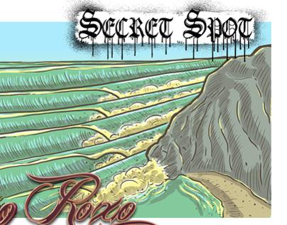 HQ - Saco Roxo - Secret Spot - pag 01