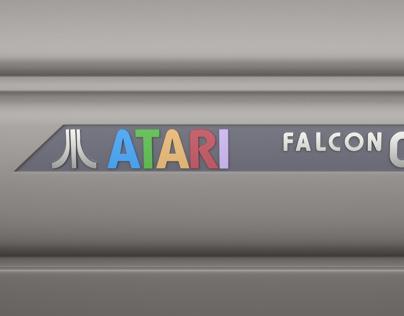 Atari Falcon logo