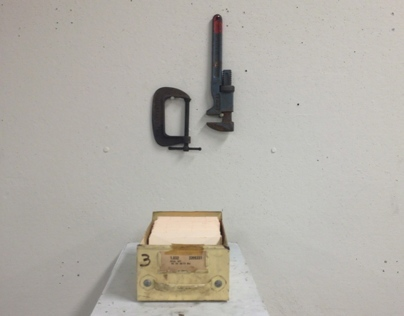 Untitled (Murder Weapons)