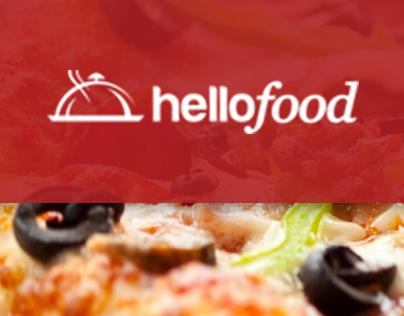 Hello Food WEBSITE