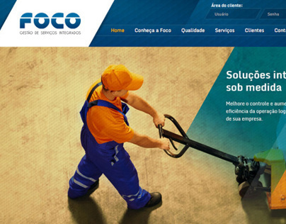 Foco GSI | Website