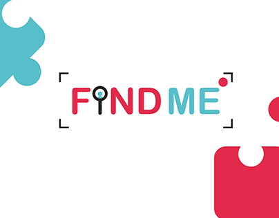 Findme Logo and corporate identity