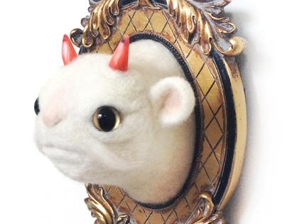 Mon Albino