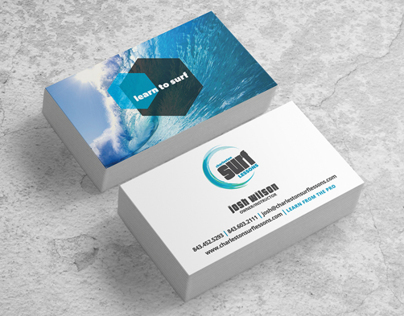 Charleston Surf Lessons | Branding