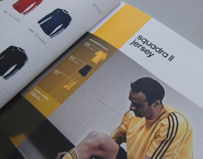 Adidas Teamwear Catalogue