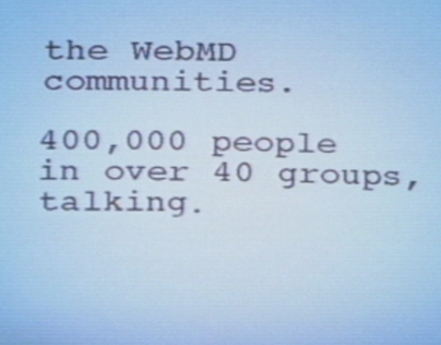 WebMD  Television