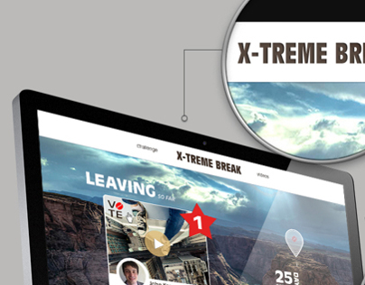 X-TREME BREAK - Nespresso concept