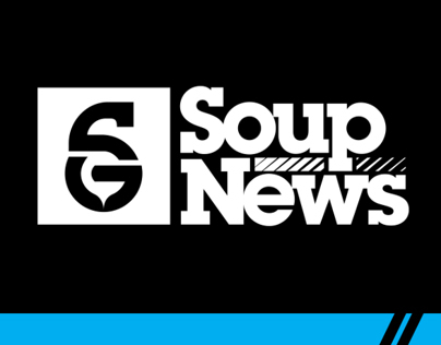 SOUP // GROUP PORTFOLIO NEWSPAPER