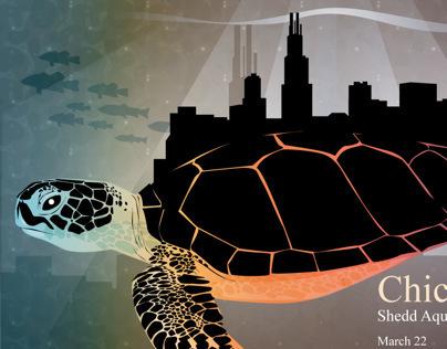 Chicago Shedd Aquarium Trip