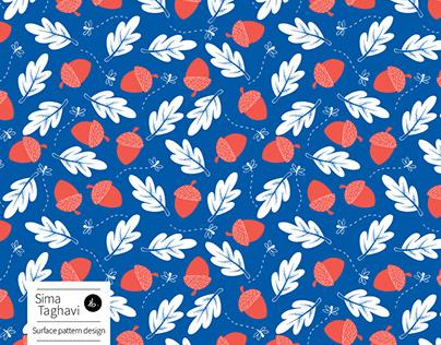 Red Oak Pattern