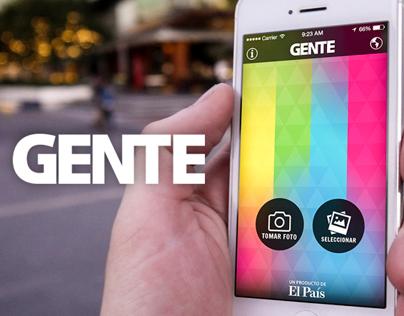 Gente Online iOS App