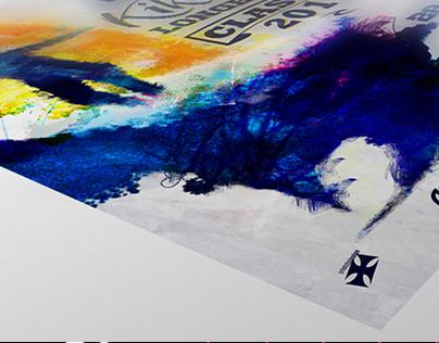 Rip Curl Kikiwai Longboard Classic 2014