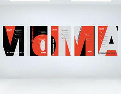 MoMA Poster Series